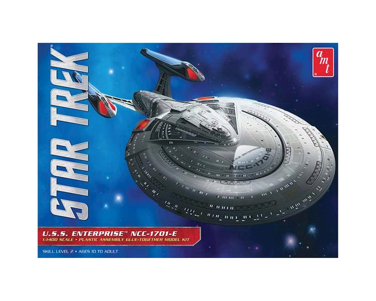 Round 2 Polar Lights Star Trek U.S.S. Enterprise NCC-1701