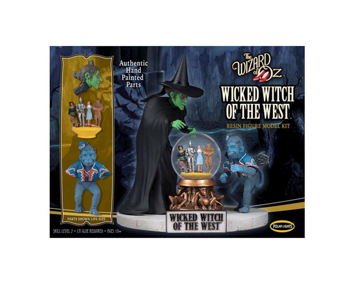 Round 2 Polar Lights Wicked Witch of the West Resin Figure (Painted