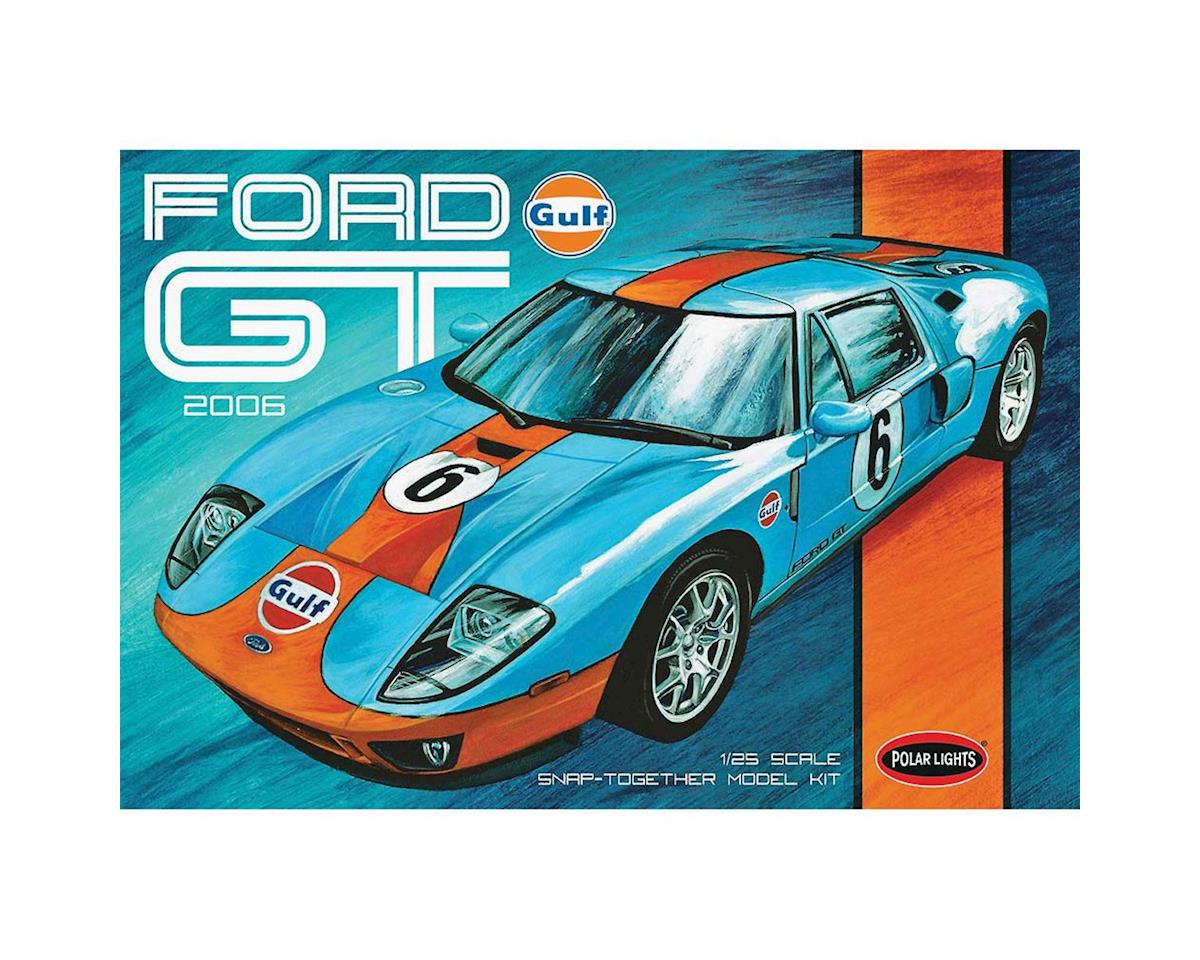 Round 2 Polar Lights 1/25 2006 Ford GT, Snap Kit