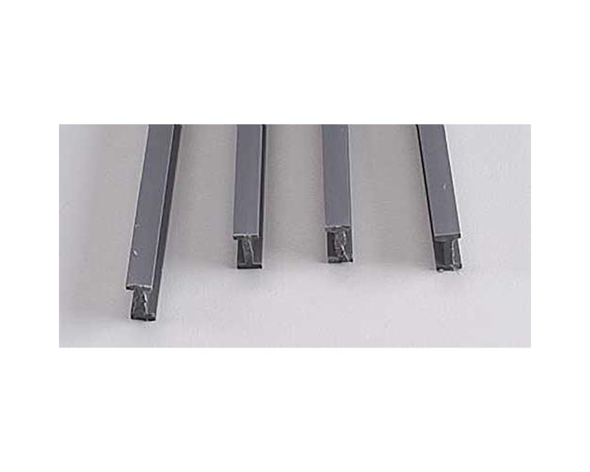 "Plastruct B-16 I Beam,1/2"" (4)"