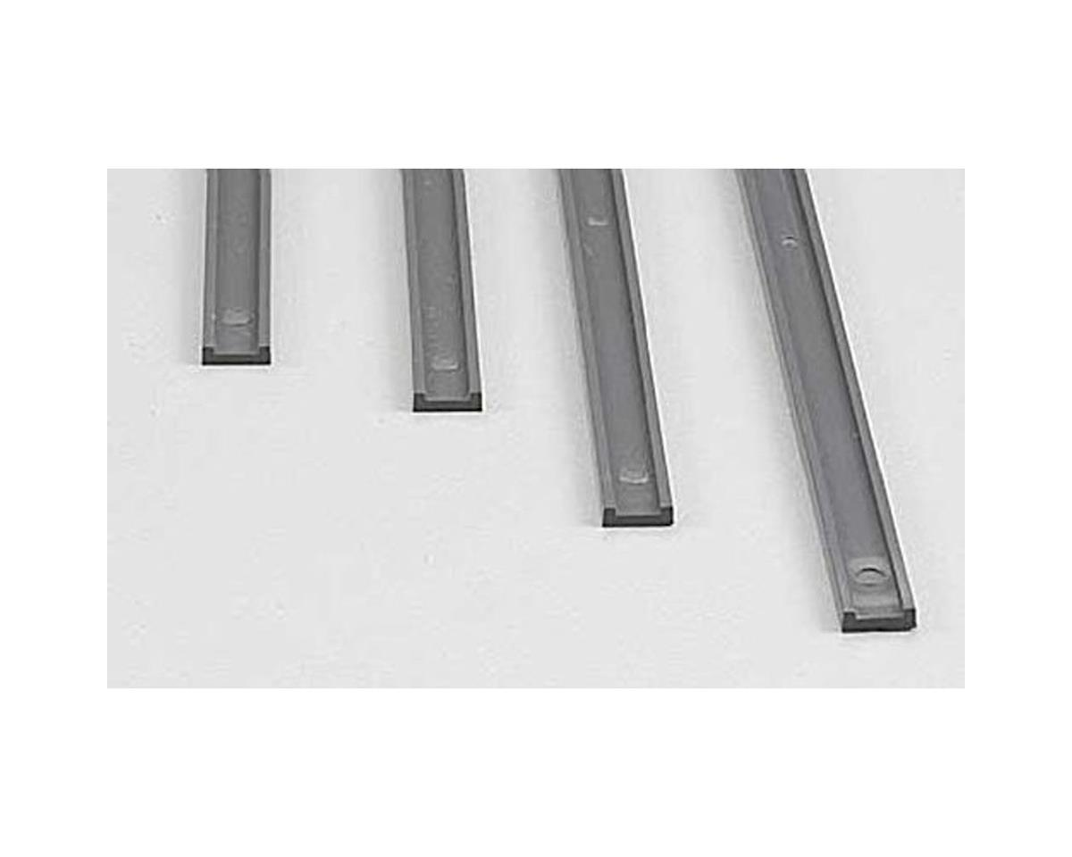"Plastruct C-8 Channel,1/4"" (4)"