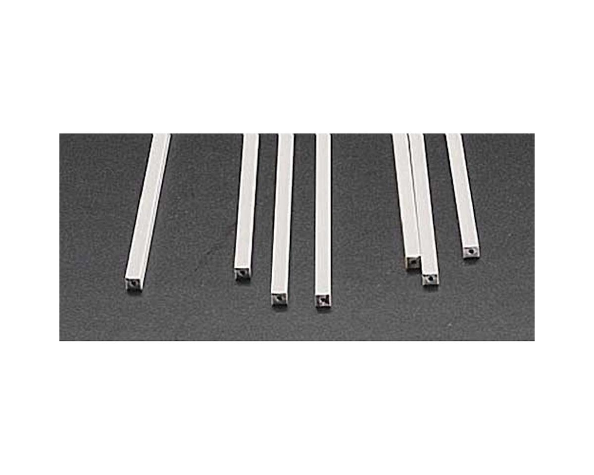 "ST-4 Square Tubing,1/8"" (7) by Plastruct"
