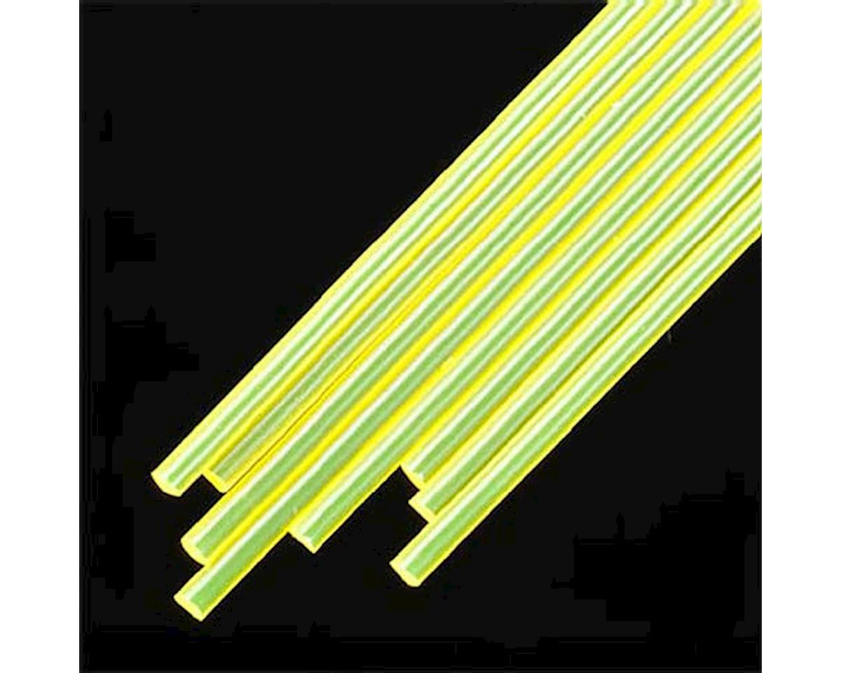 "90282 Fluorescent Rod 3/32"" (8) by Plastruct"