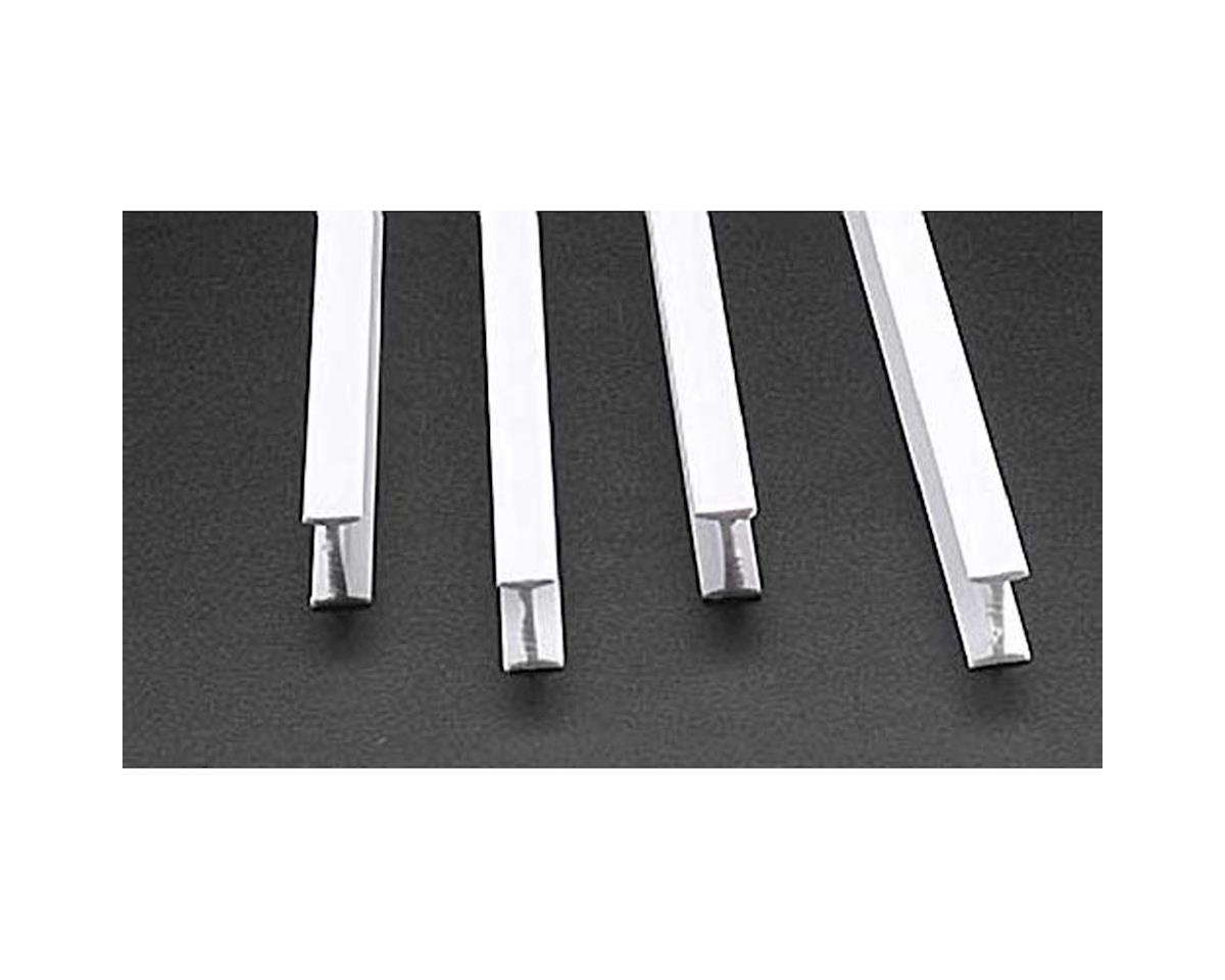 "BFS-16 I Beam,1/2"" (4) by Plastruct"