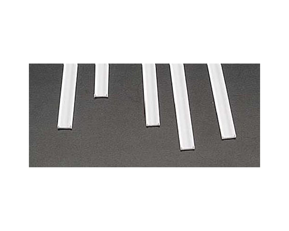 "Plastruct CFS-8 Channel,1/4"" (5)"
