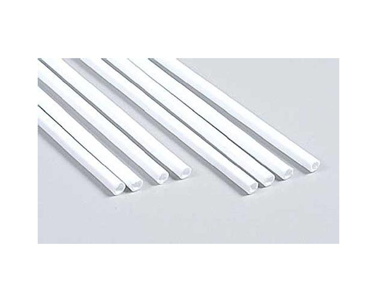 "TBFS-6 Round Tubing,3/16"" (8) by Plastruct"