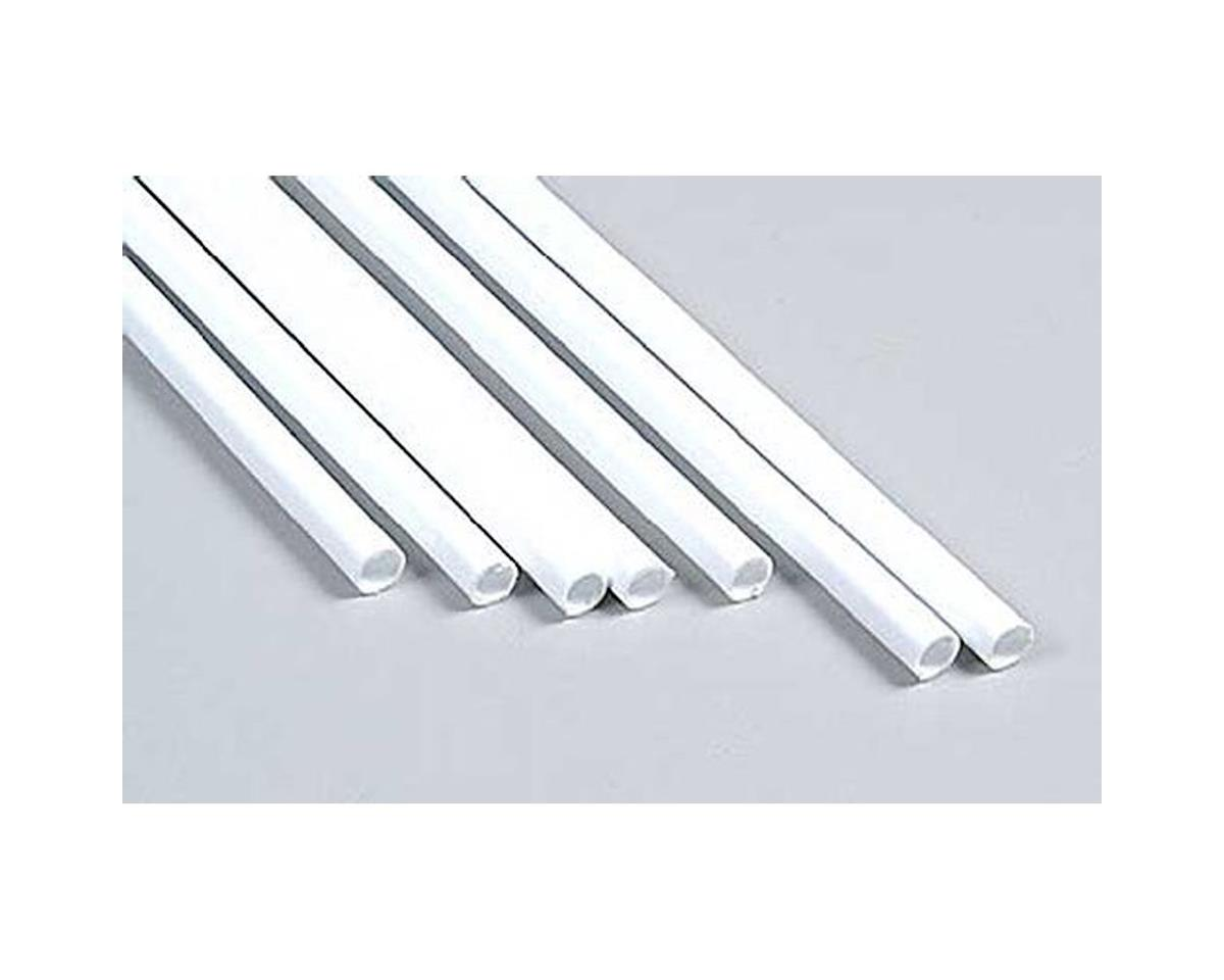 "TBFS-8 Round Tubing,1/4"" (7) by Plastruct"