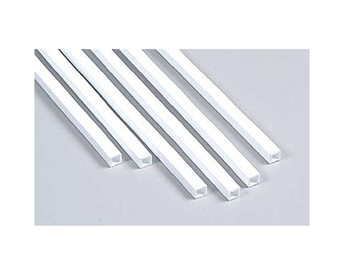 "STFS-6 Square Tubing,3/16""(6) by Plastruct"