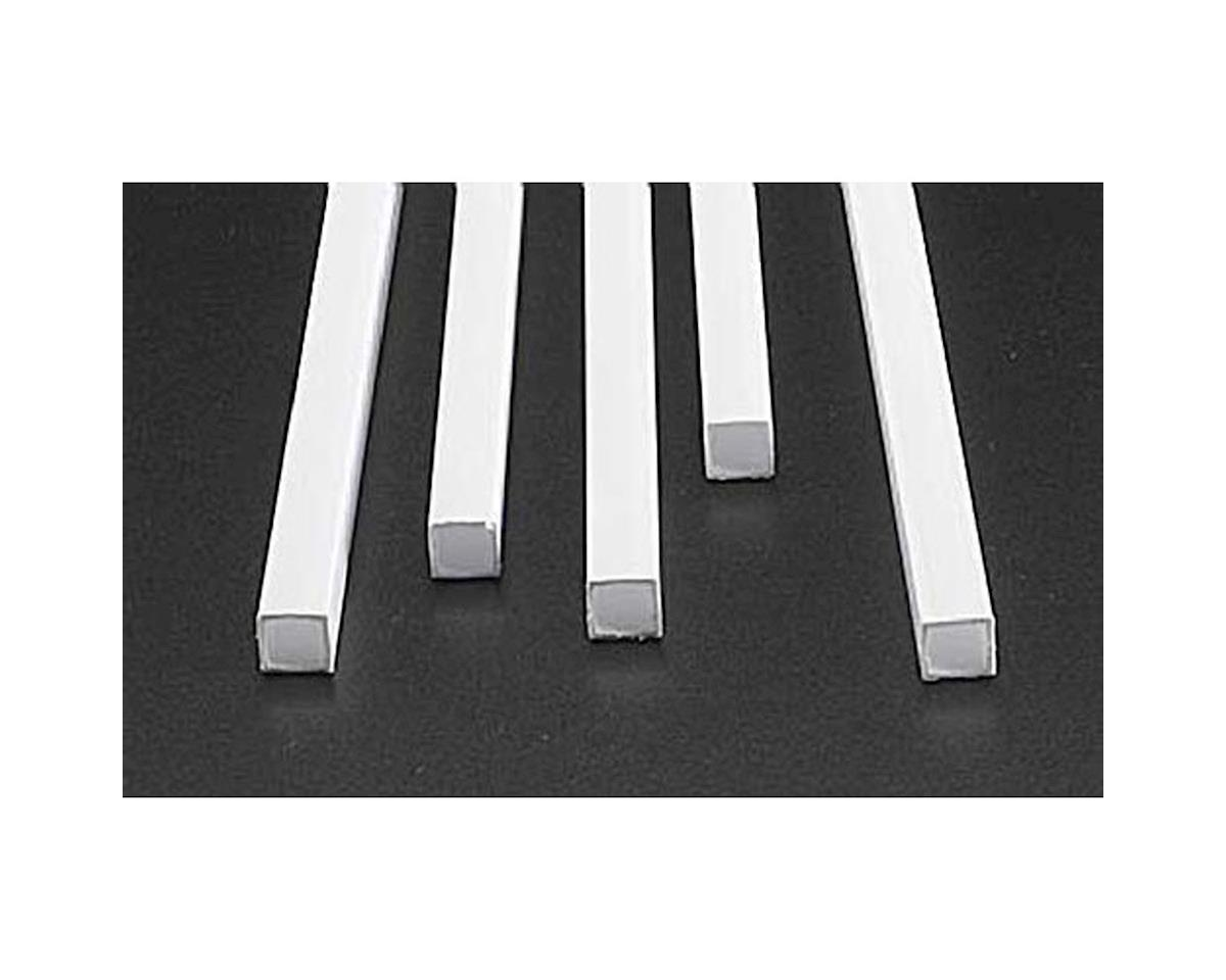 """STFS-10 Square Tubing 5/16""""(5) by Plastruct"""