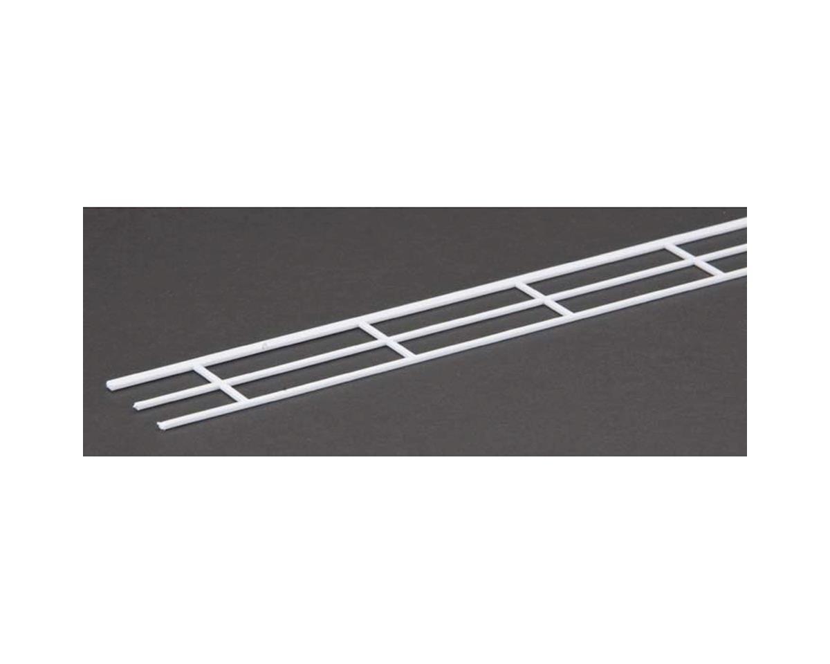 Plastruct HRS-8 Styrene Hand Rail
