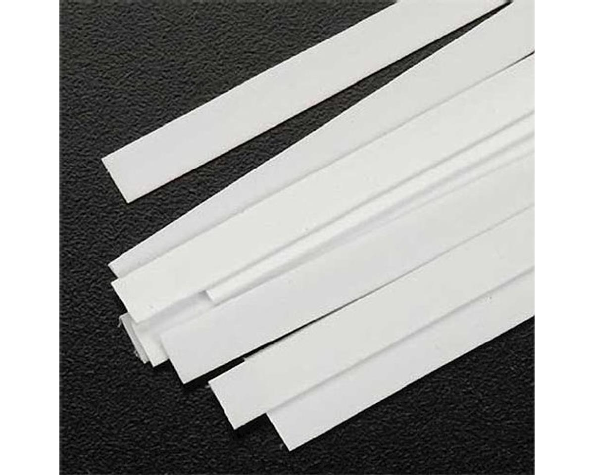 Plastruct MS-219 Rect Strip,.020x.187 (10)