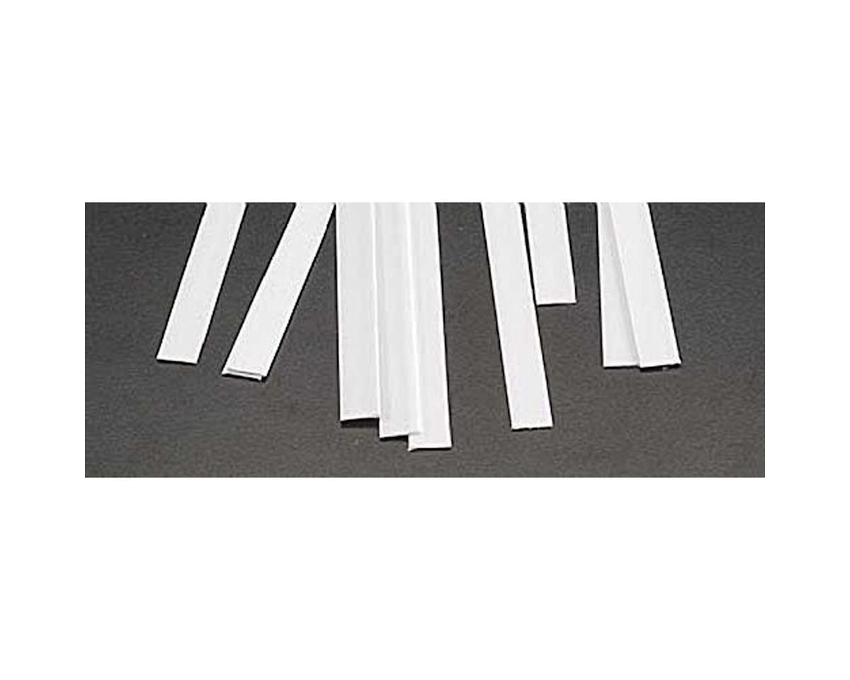 Plastruct MS-225 Rect Strip,.020x.250 (10)