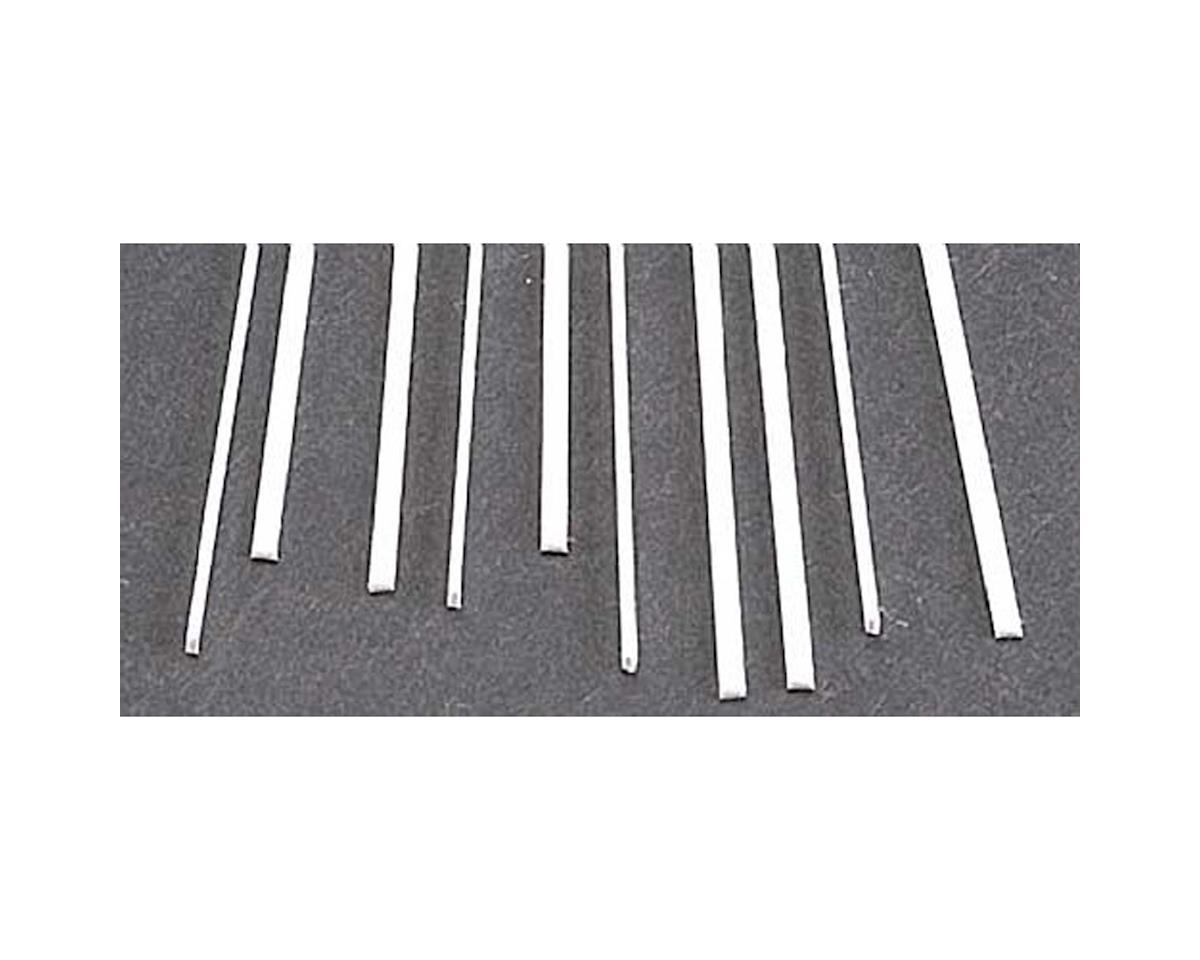 Plastruct MS-304 Rect Strip,.030x.040 (10)