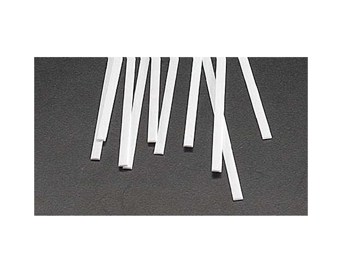 Plastruct MS-310 Rect Strip,.030x.100 (10)
