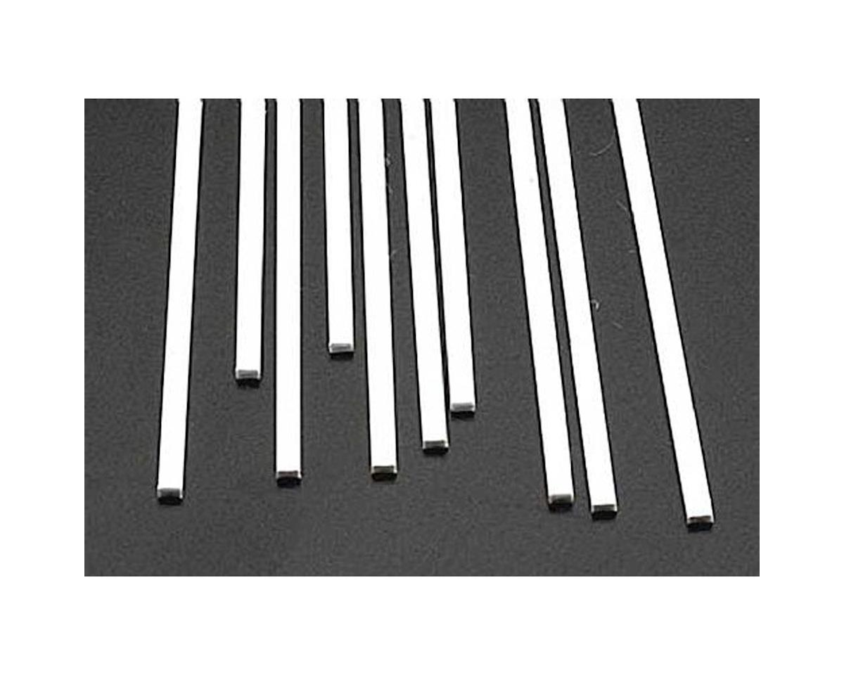 MS-610 Rect Strip,.060x.100 (10) by Plastruct
