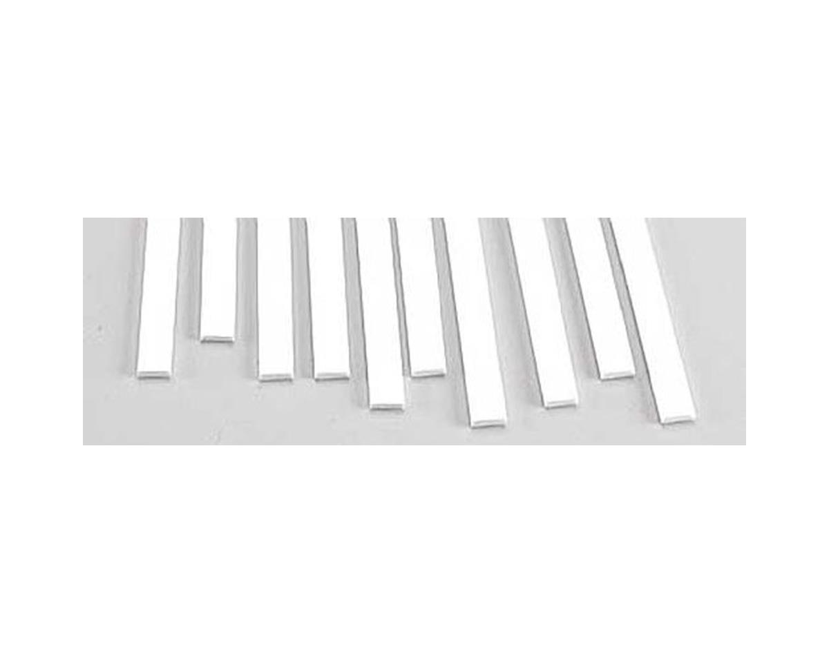 Plastruct MS-825 Rect Strip,.080x.250 (10)