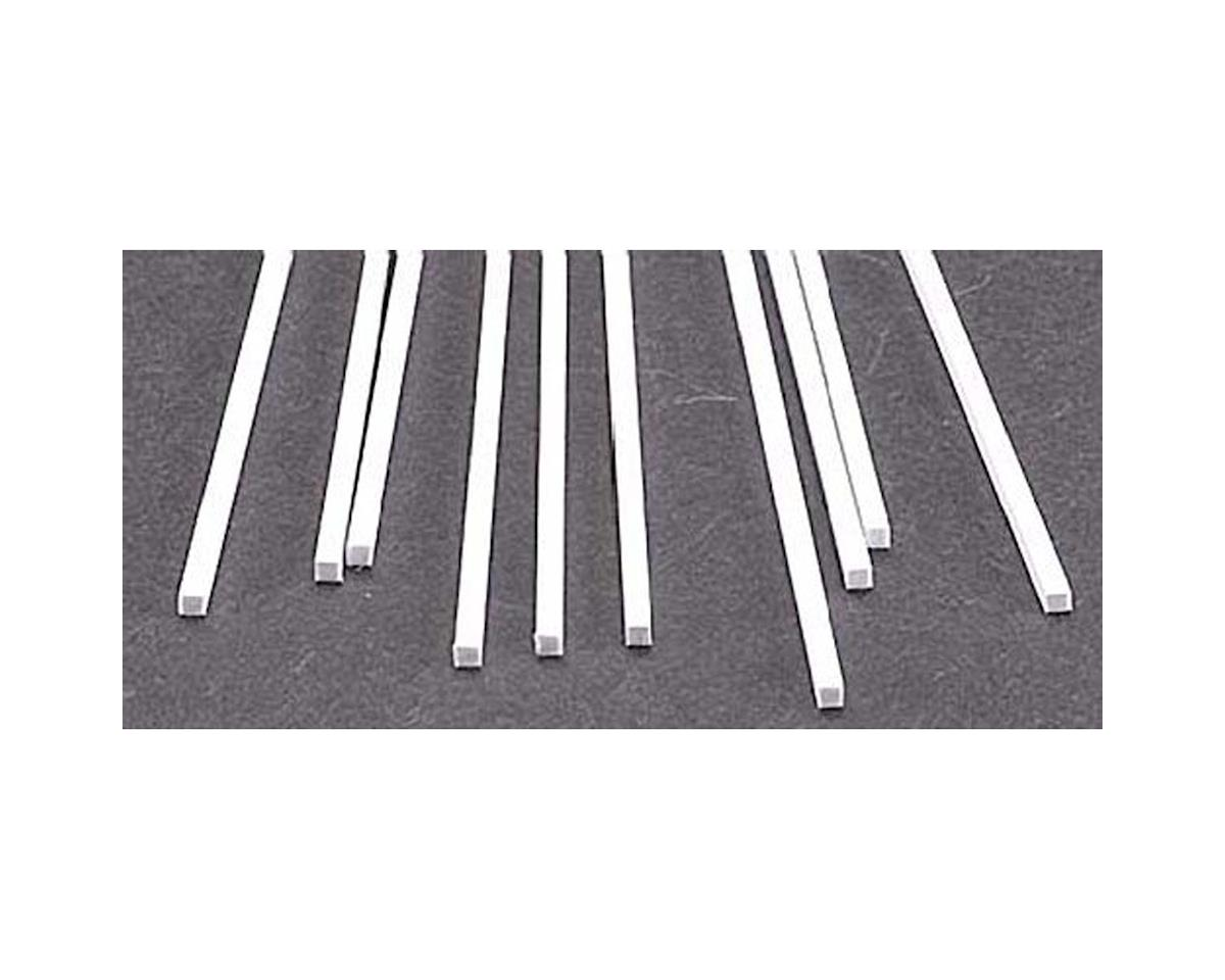 Plastruct MS-100 Square Rod,.100 (10)