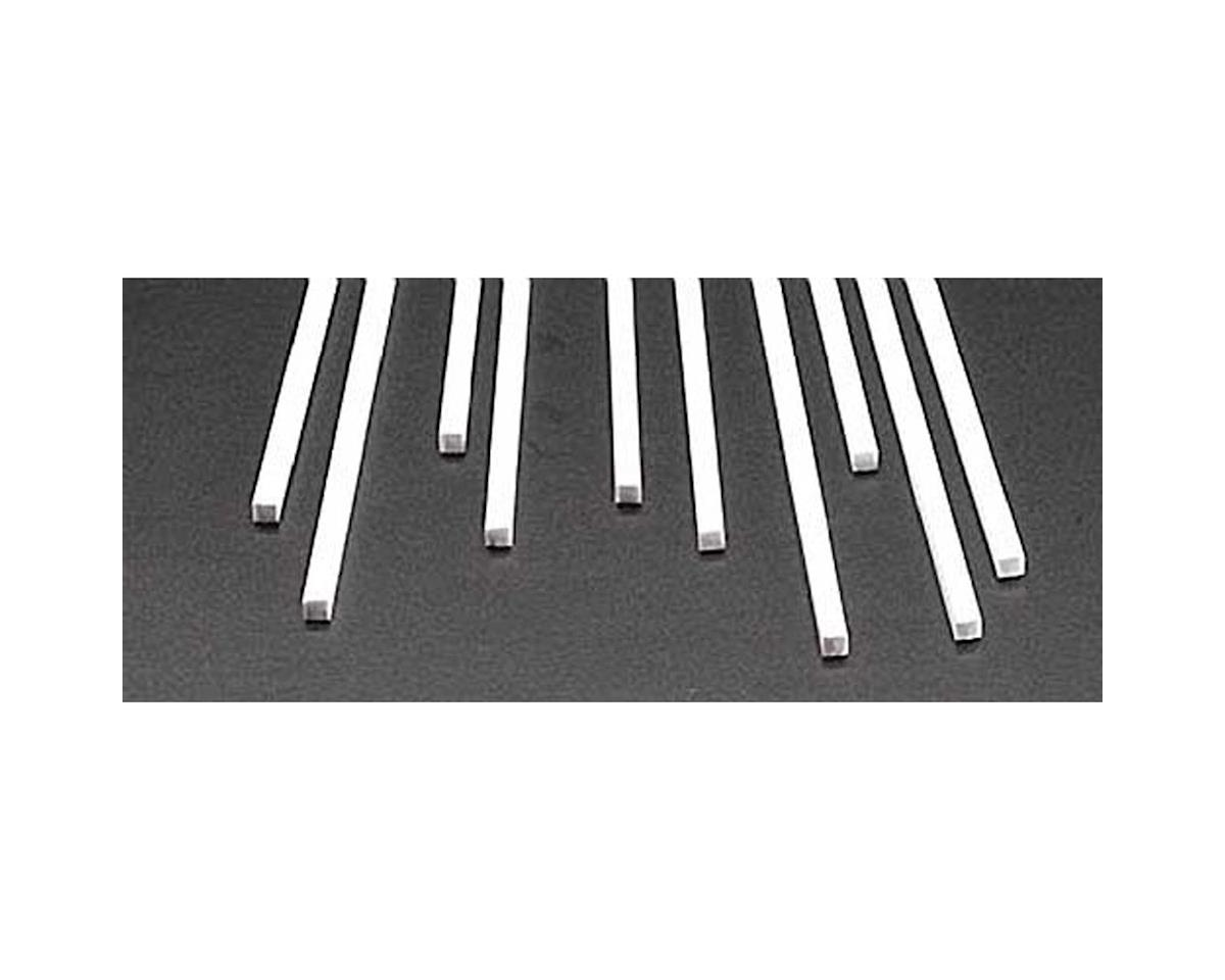 Plastruct MS-125 Square Rod,.125 (10)