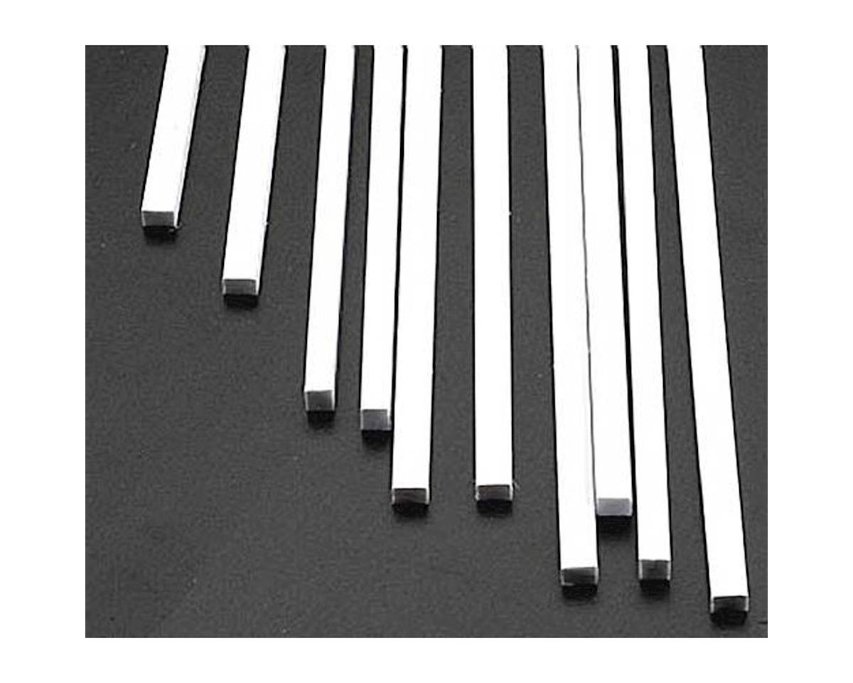 MS-1216 Rect Strip,.125x.156(10) by Plastruct