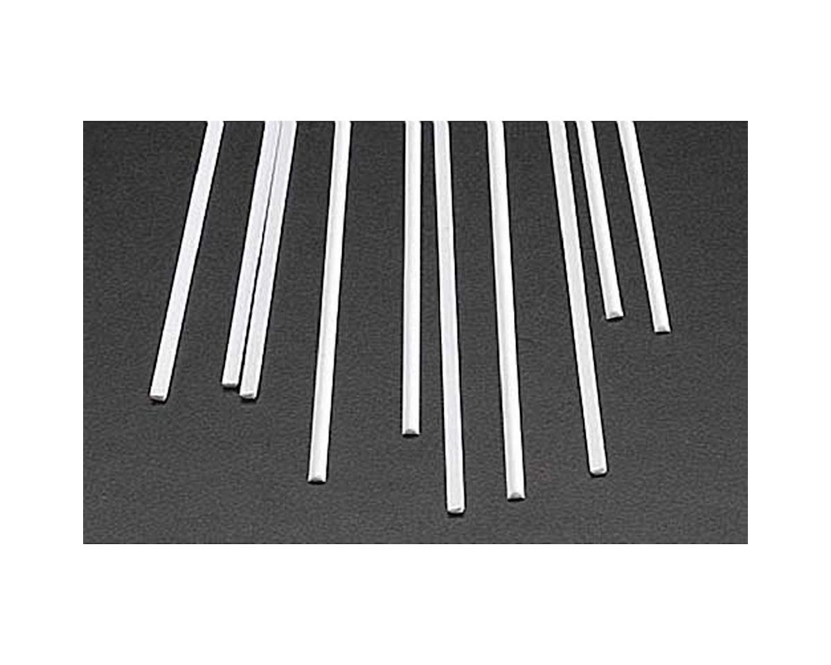 Plastruct MRH-80 Half-Round Rod,.080 (10)