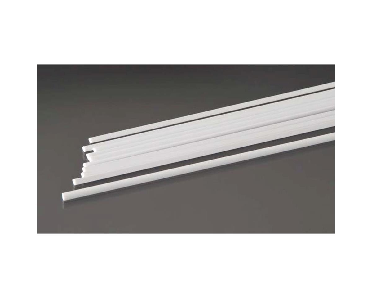 MRQ-80 Qtr-Round Rod (10) by Plastruct