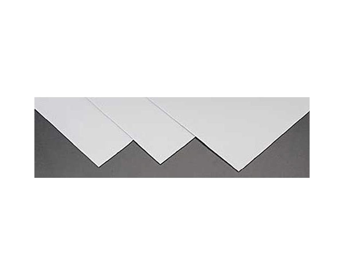 Plastruct SSA-104 Gray ABS,.040 (3)