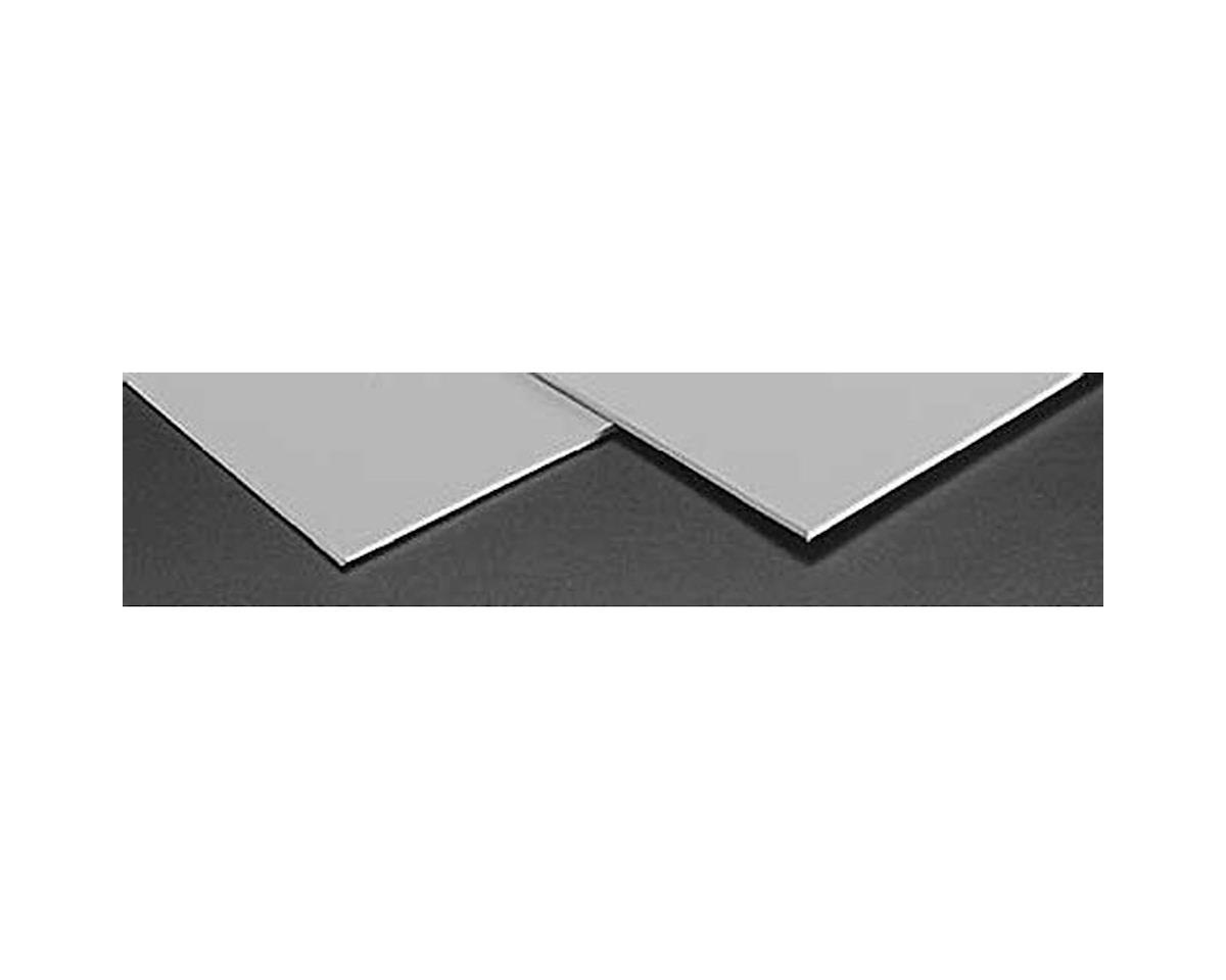 Plastruct SSA-108 Gray ABS,.080 (2)
