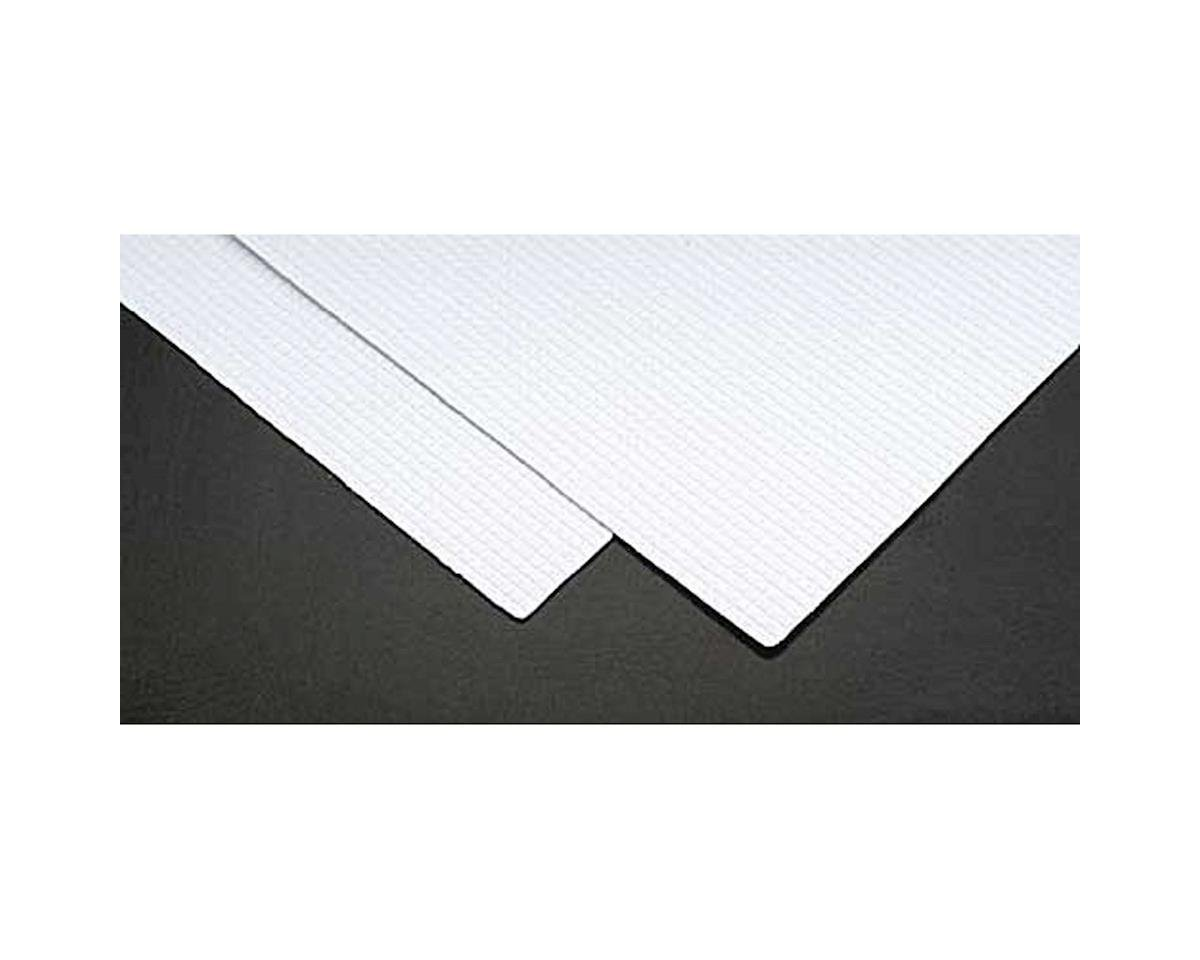 Plastruct PS-39 Square Tile Sheet, 3.2mm