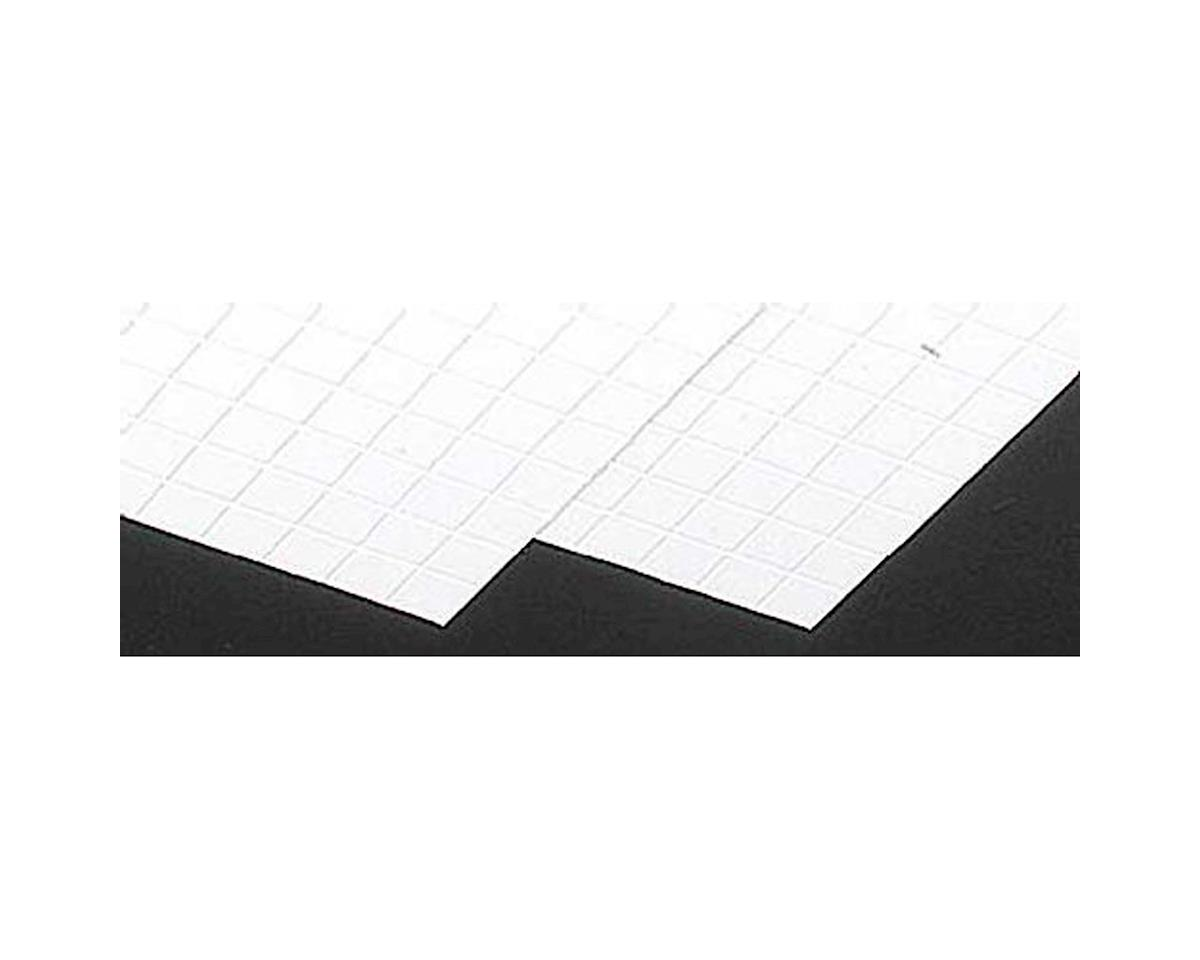 "Plastruct PS-45 Square Tiles,1/2"" (2)"