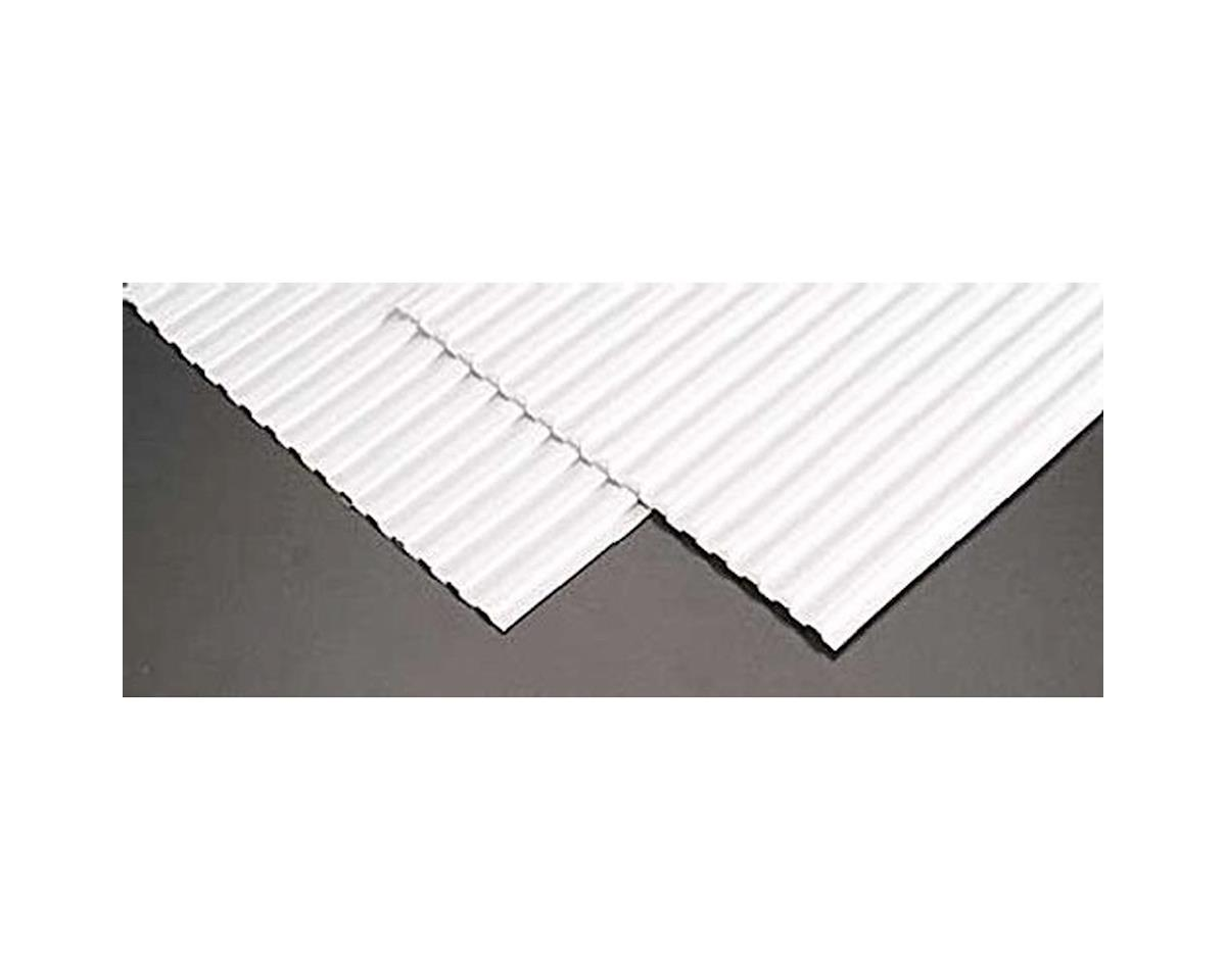 "PS-49 Clapboard Siding,1/8""(2) by Plastruct"