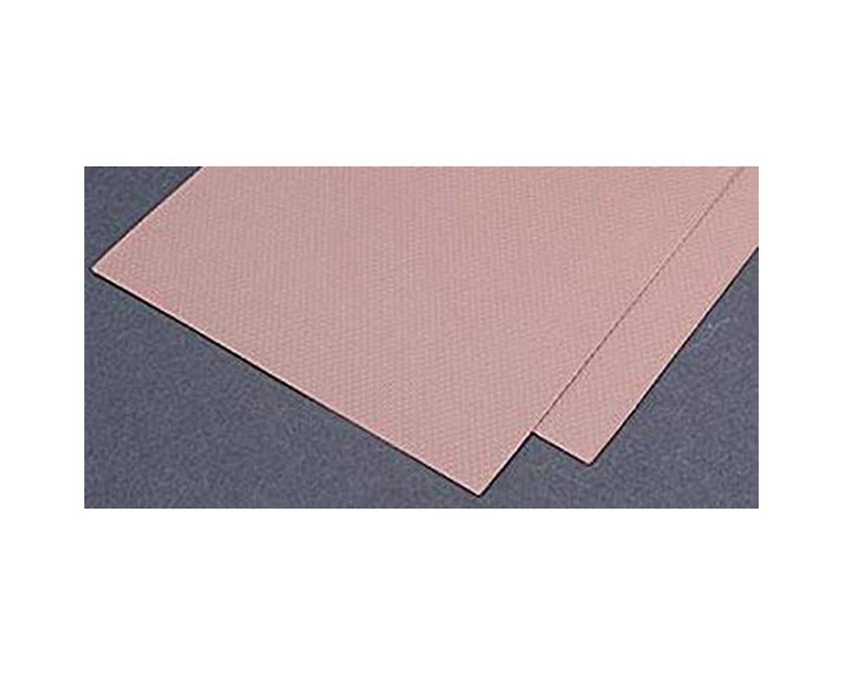 Plastruct PS-124 HO Scalloped Edge Tile
