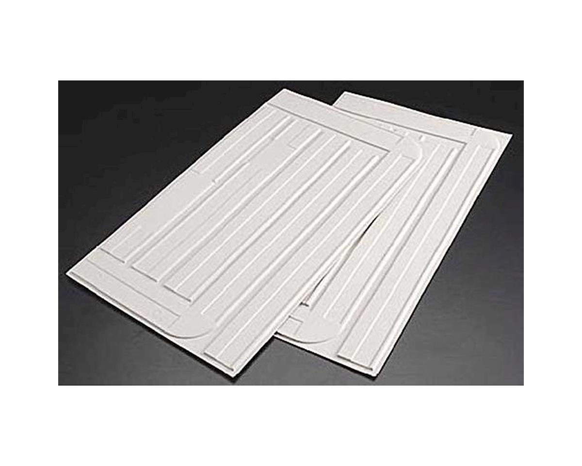 Plastruct PS-160 HO Curb-Sidewalk Sheet (2)
