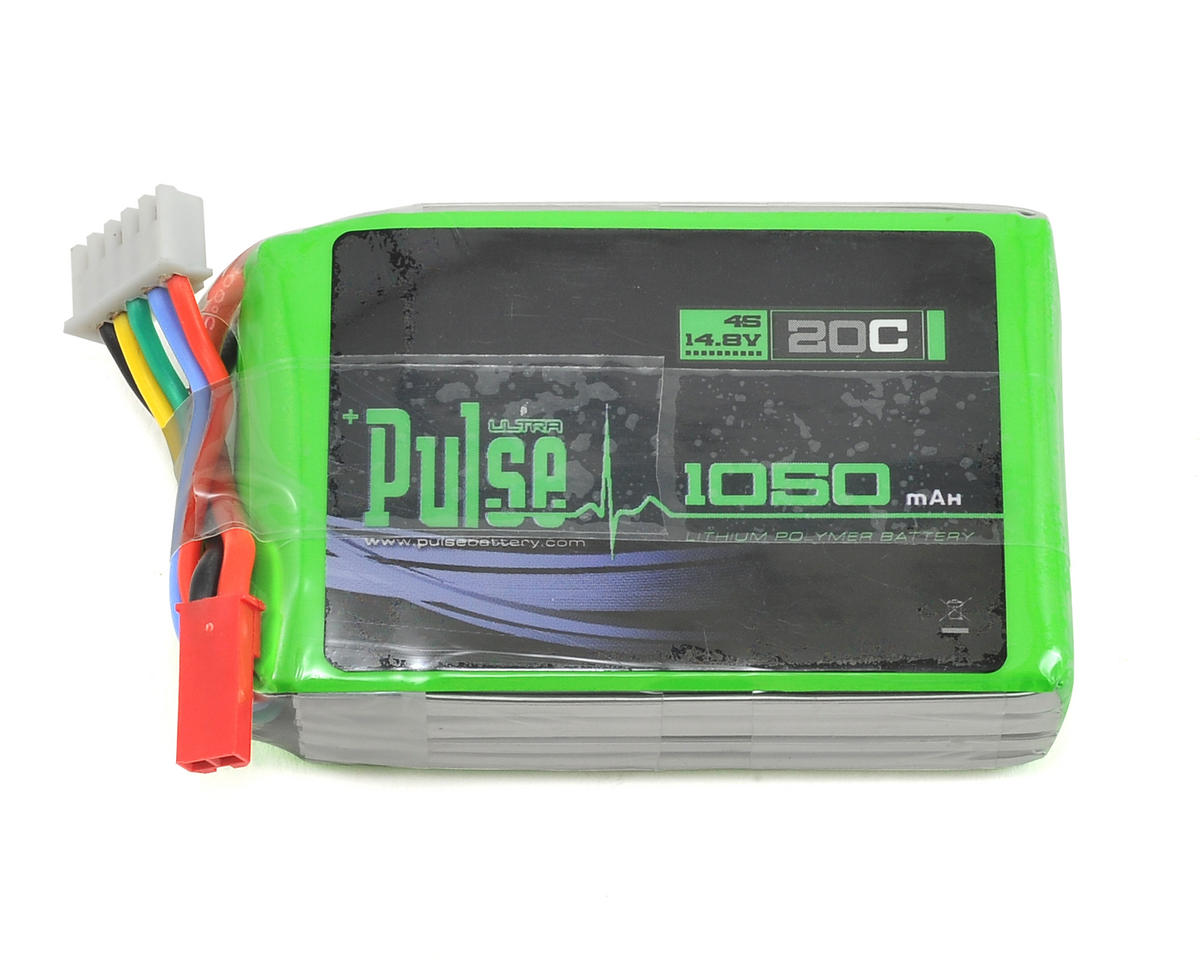 Ultra Power Series 4S LiPo Battery Pack 20C (14.8V/1050mAh)