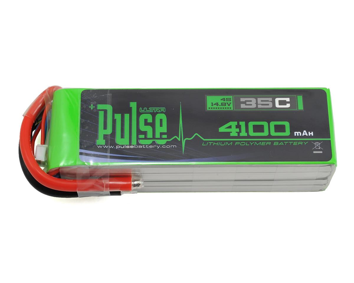 PULSE Ultra Power Series 4S LiPo Battery Pack 35C (14.8V/4100mAh)