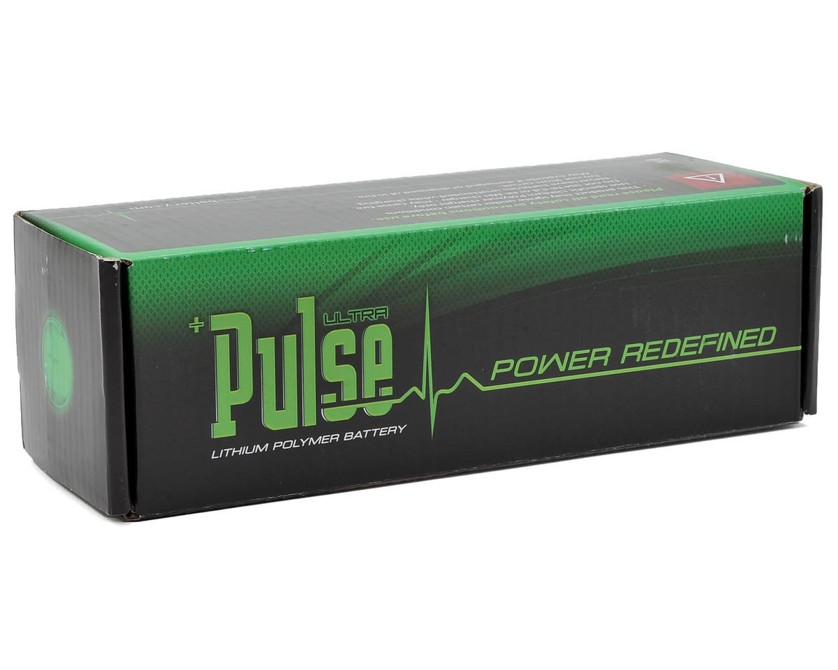 PULSE Ultra Power Series 6s LiPo Battery Pack 45C (22.2V/5000mAh)