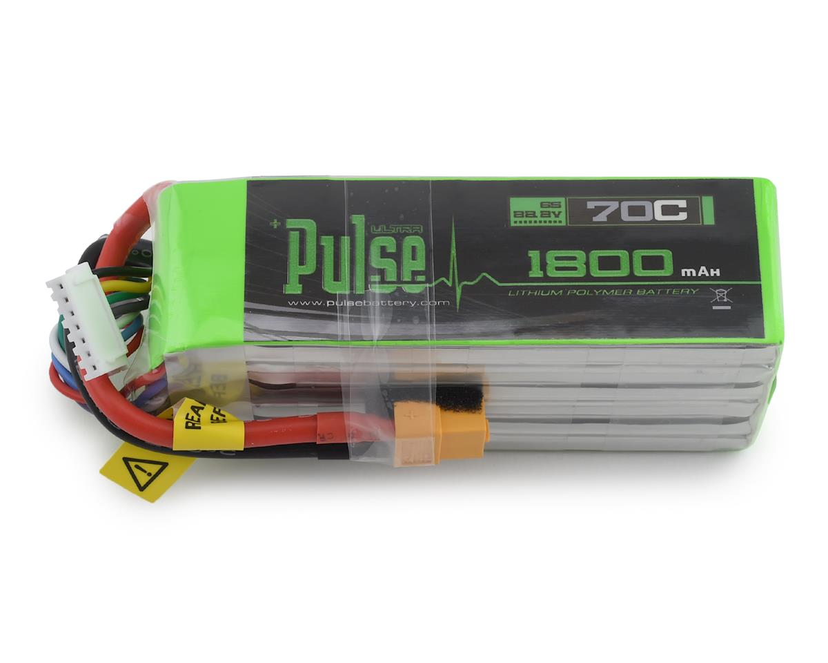 PULSE Ultra Power Series 6S LiPo Battery 70C (22.2V/1800mAh)