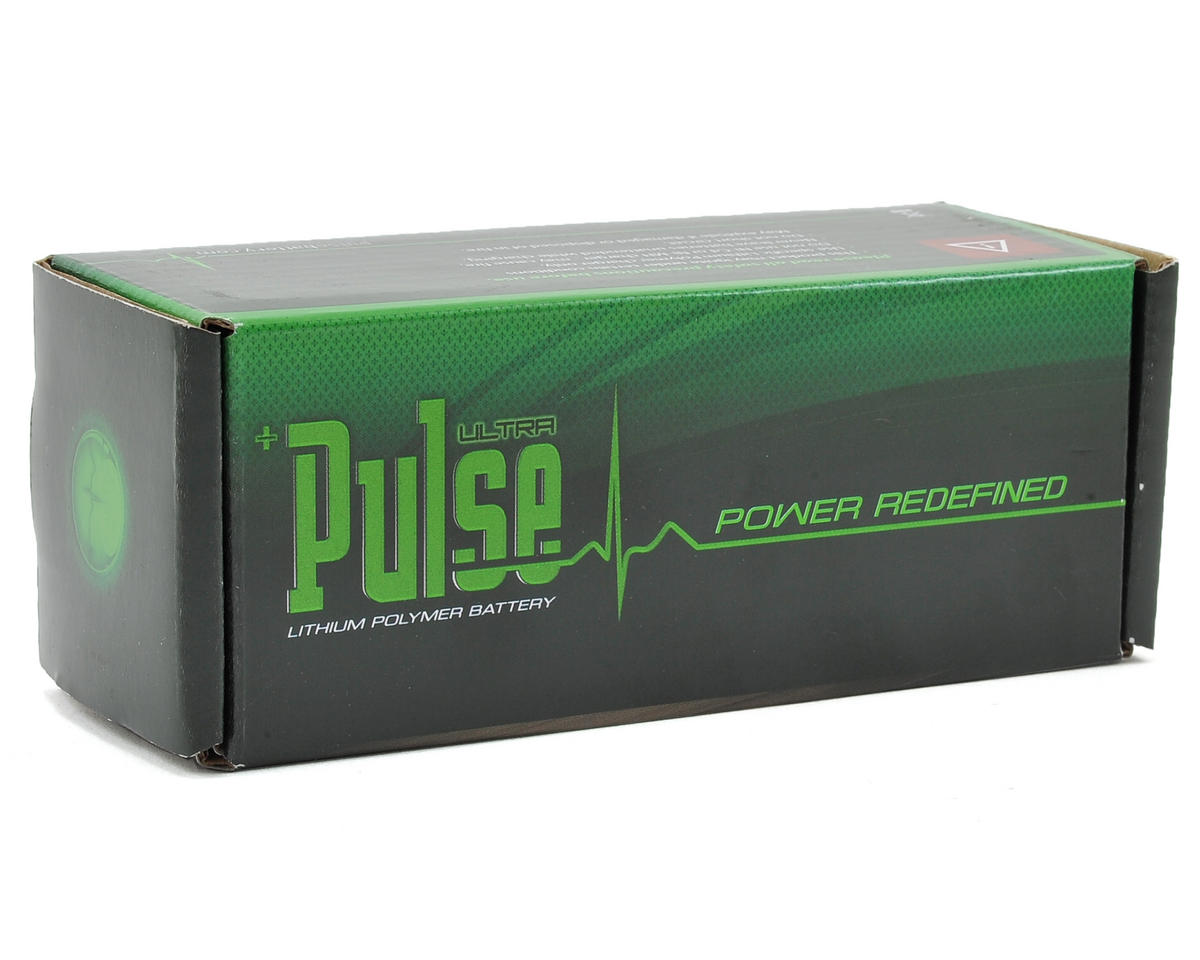 PULSE Racing Series 4S LiPo Battery Pack 75C (14.8V/860mAh)