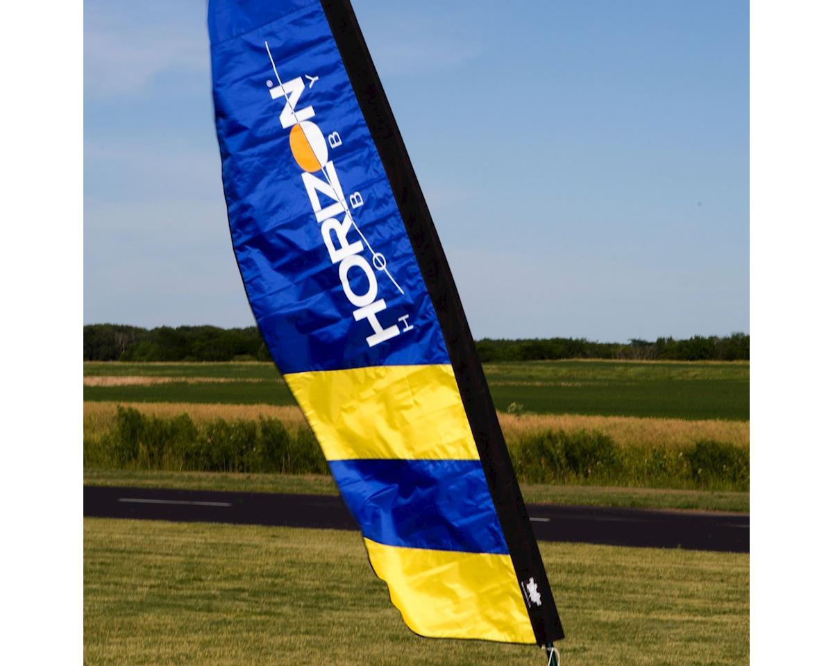 10 ft FPV Corner Gate Banner; Horizon Logo by Premier Kites