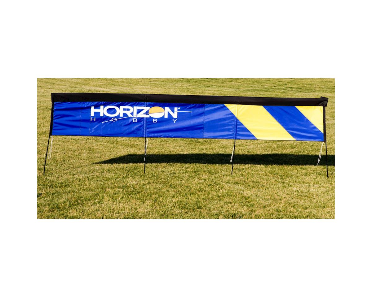 10 ft x 1.75 ft Jump Over Gate w/Stakes; HHLogo