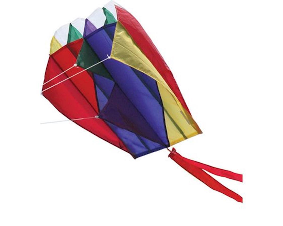 "Premier Kites Parafoil 2, Rainbow, 13"" x 21"""