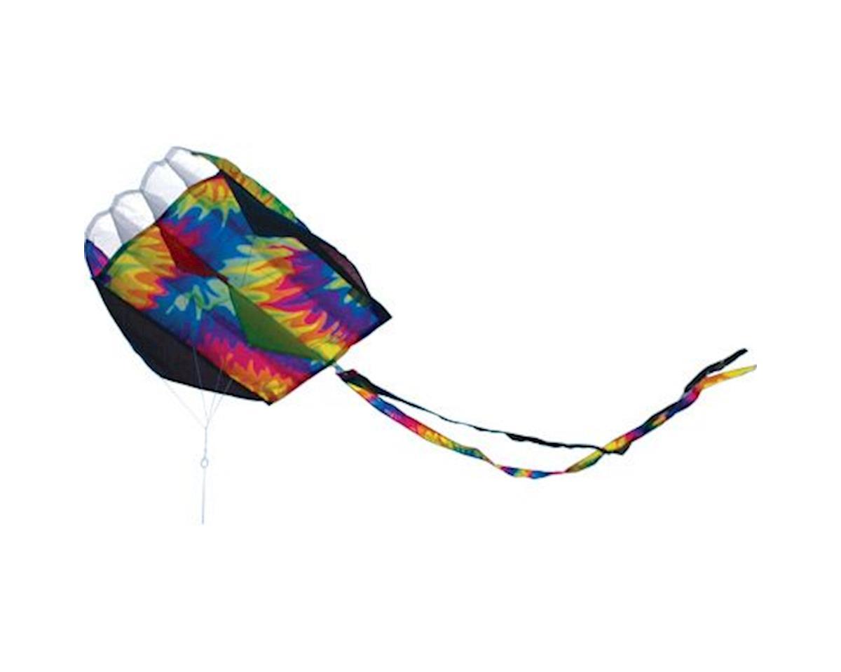 """Parafoil 2, Tie Dye, 13"""" x 21"""" by Premier Kites"""