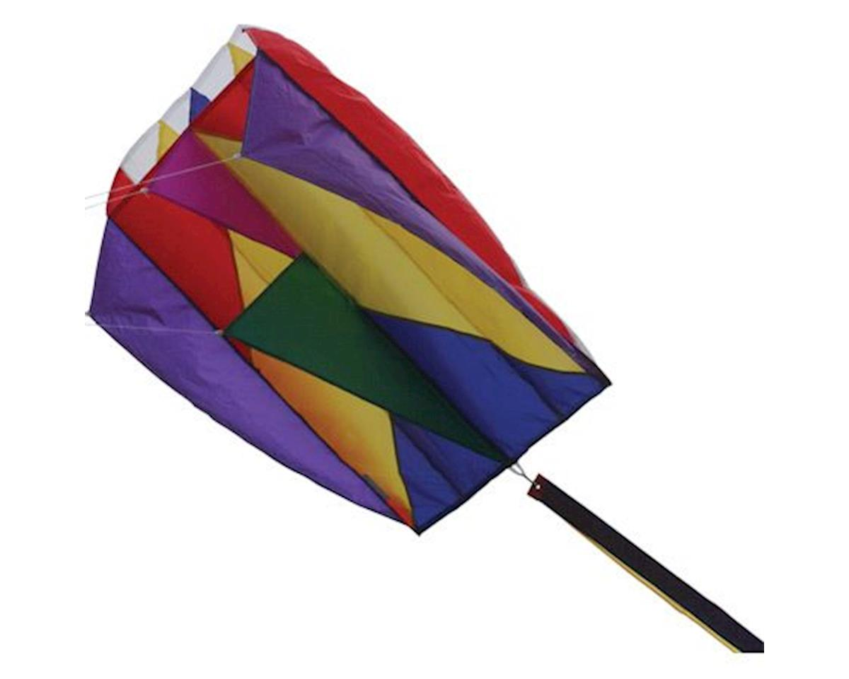 "Premier Kites Parafoil 5, Rainbow, 20"" x 32"""