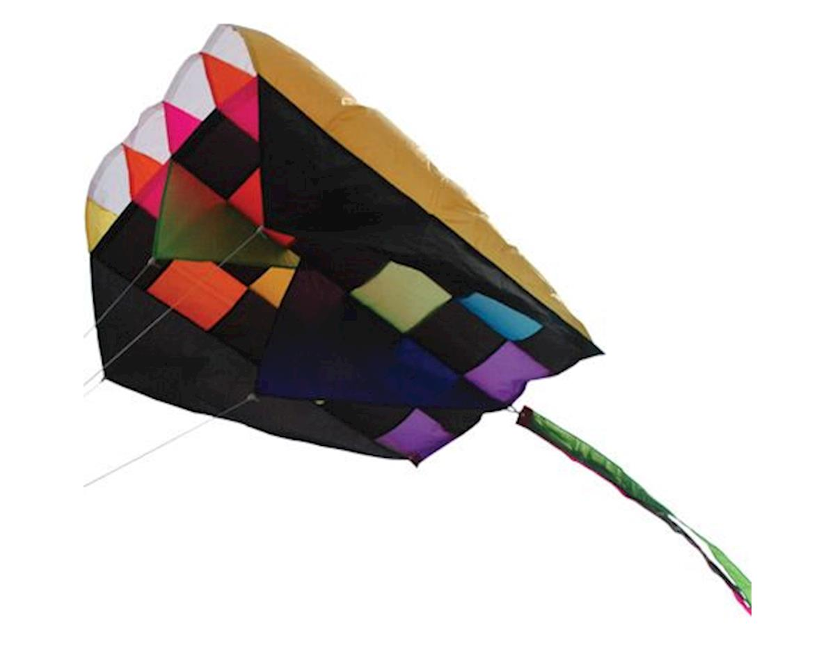 "Parafoil 5, Rainbow Tecmo, 20"" x 32"" by Premier Kites"
