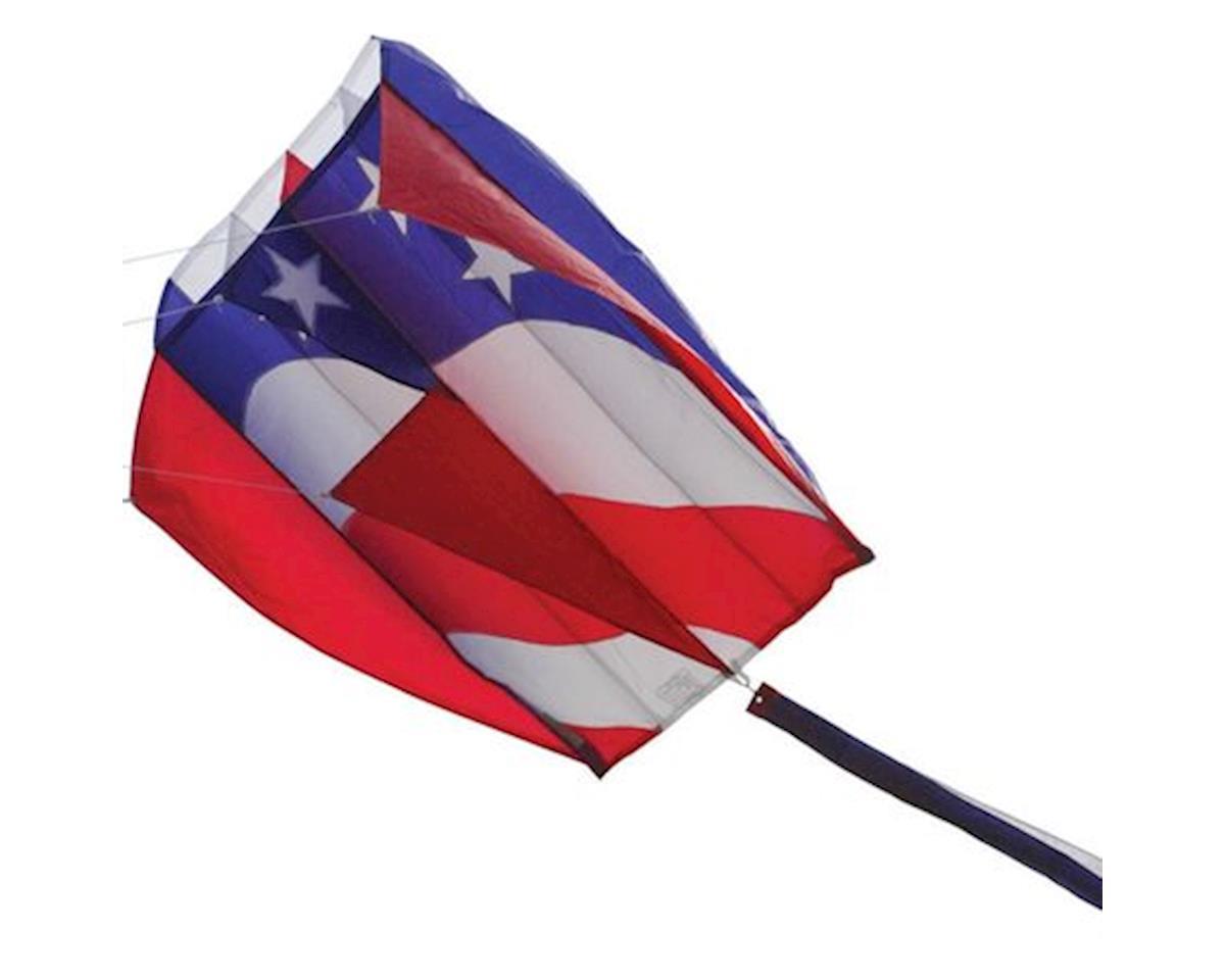 "Premier Kites Parafoil 5, Patriotic, 20"" x 32"""