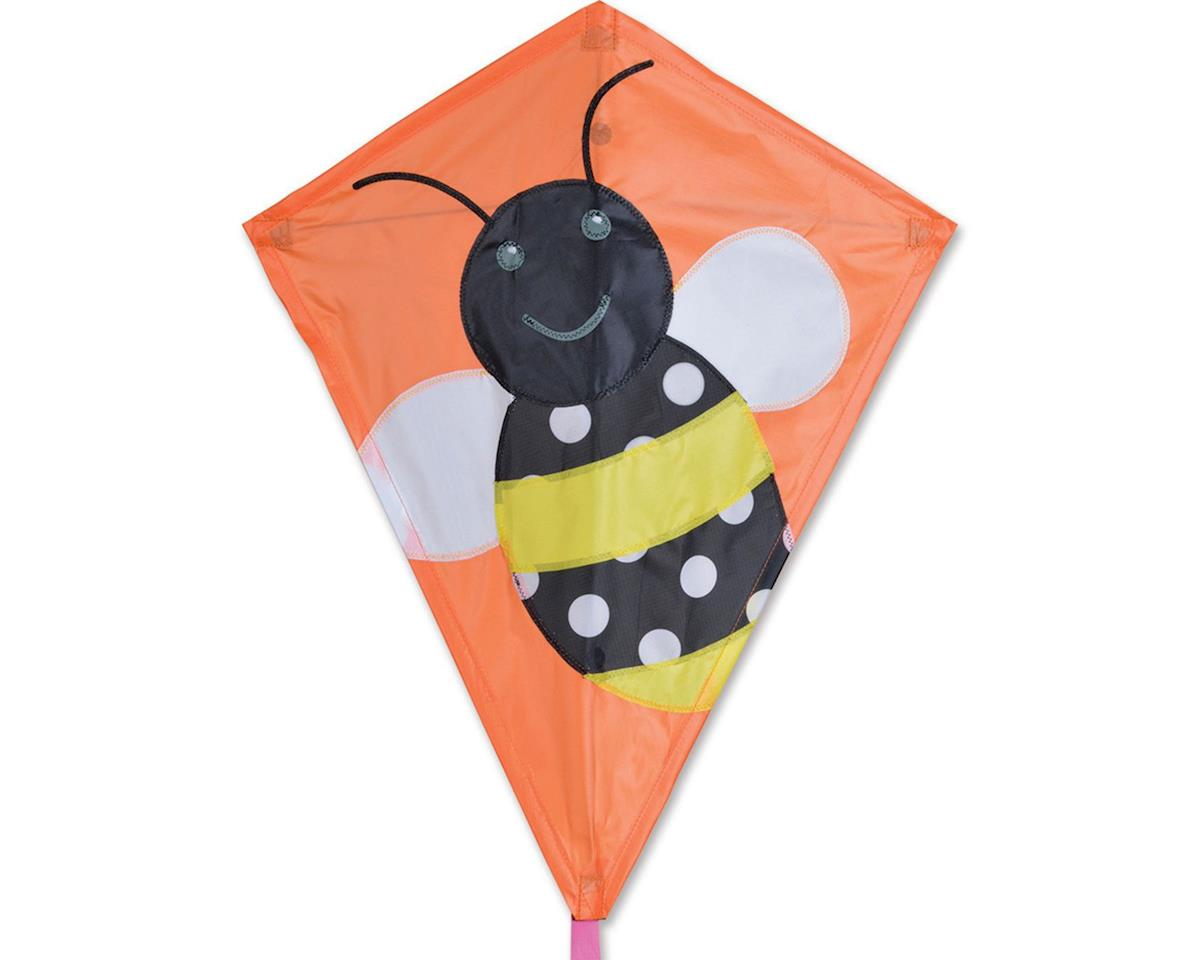 Premier Kites 25 in. Diamond - Buzzzy Bee
