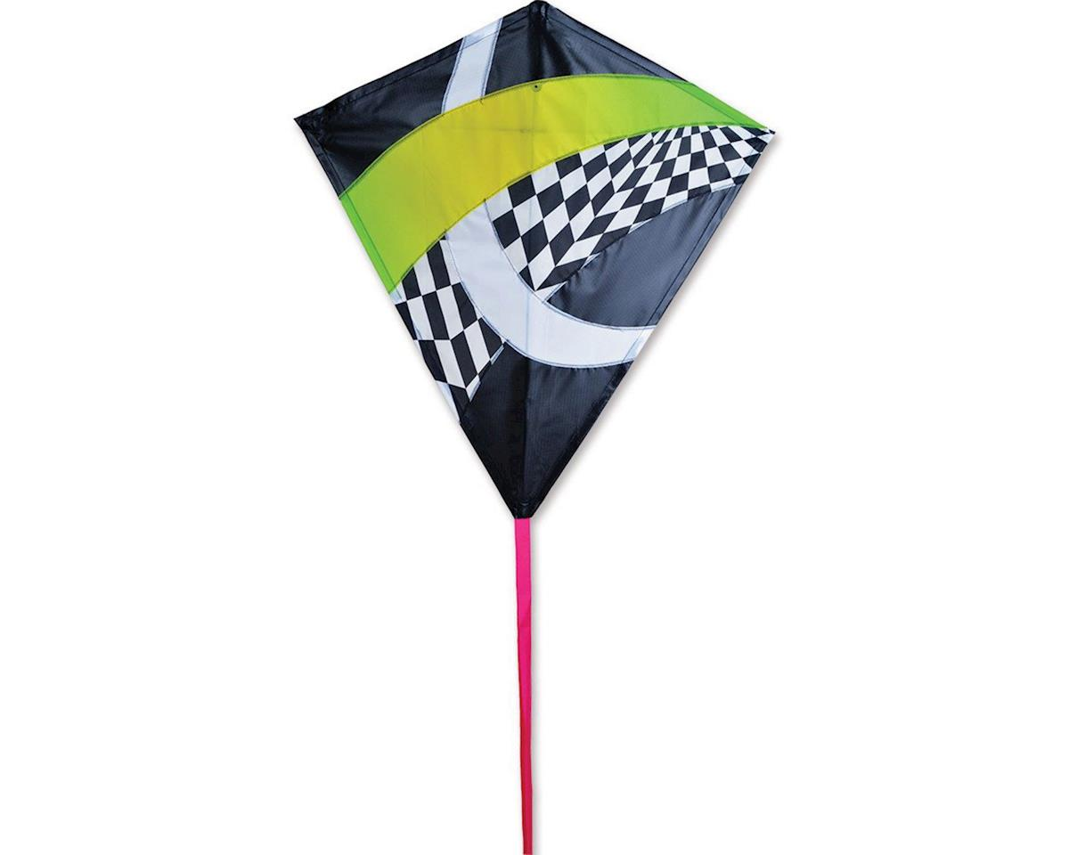 Premier Kites 30 IN. DIAMOND - NEON TRONIC