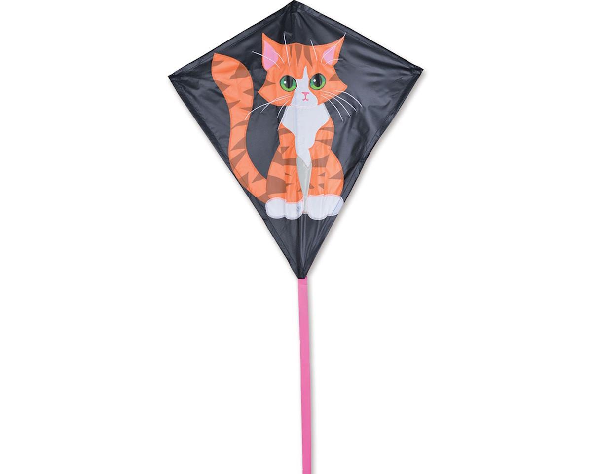 "Premier Kites 30"" Diamond, Marmalade"