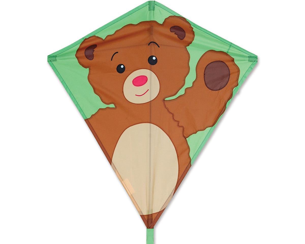 Premier Kites 30 IN. DIAMOND - TEDDY BEAR