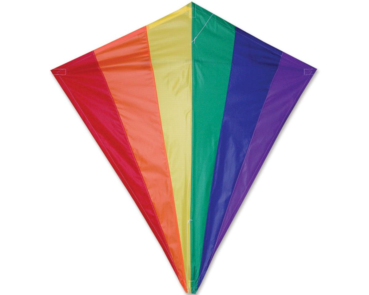 Premier Kites 30 IN. DIAMOND - RAINBOW