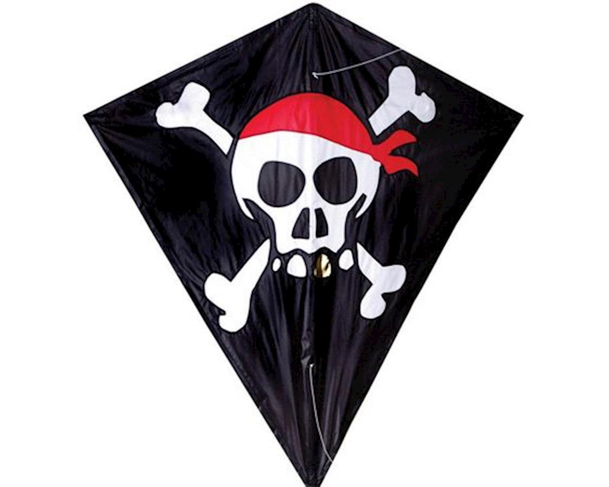 Premier Kites 30-Inch Diamond, Skull & Crossbones